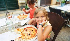 Hravá italská pizza – nejen pro děti