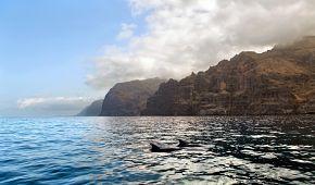 Útesy Los Gigantes na Tenerife
