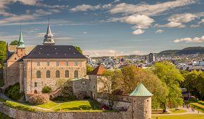 Středověká pevnost Akershus