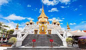 Chrám zlatého Buddhy