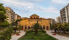Chrám Boží moudrosti Agia Sofia