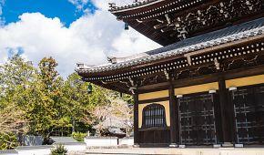 Chrám Nanzen-dži v Japonsku