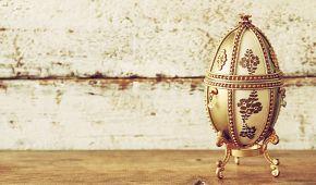 Světoznámá velikonoční vajíčka