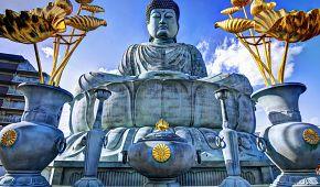 Velký Budha v Kobe