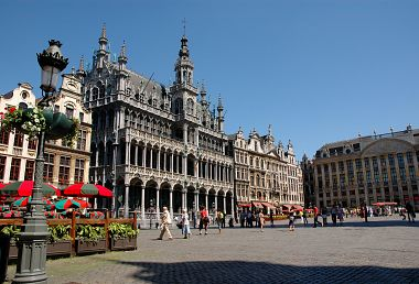 To nejlepší z Bruselu, Brugg, Gentu a Antverp (letecky z Prahy)