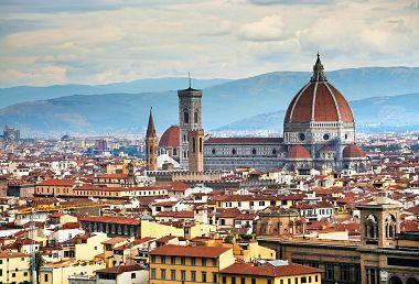 To nejlepší z Florencie + ŘÍM (autobusem)