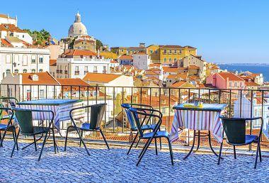 To nejlepší z Lisabonu + PORTO (letecky z Prahy)