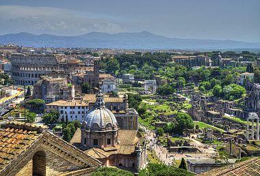 To nejlepší z Říma + FLORENCIE (letecky z Prahy)