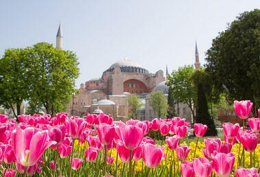 To nejlepší z Istanbulu + KVĚTINOVÉ ZAHRADY (letecky z Vídně)