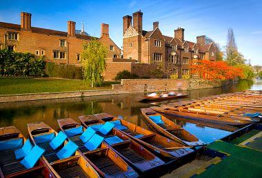 To nejlepší z Londýna + CAMBRIDGE + OXFORD (letecky z Prahy)