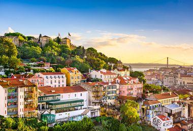 To nejlepší z Lisabonu (letecky z Ostravy – Katovic)