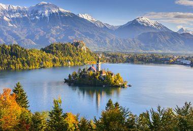 To nejlepší ze Slovinska + WELLNESS (autobusem)