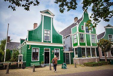 To nejlepší z Holandska (autobusem)