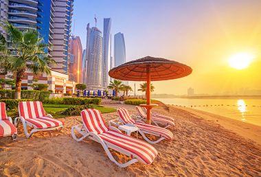 To nejlepší z Dubaje + ABÚ DHABÍ + MOŘE (letecky z Prahy)