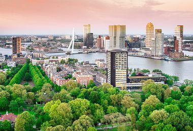 To nejlepší z Amsterdamu + ROTTERDAM (letecky z Prahy)
