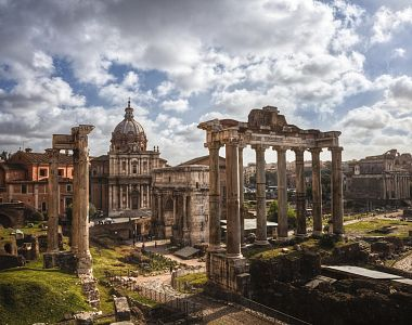 To nejlepší z Říma + MOŘE