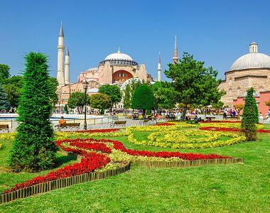 To nejlepší z Istanbulu + KVĚTINOVÉ ZAHRADY
