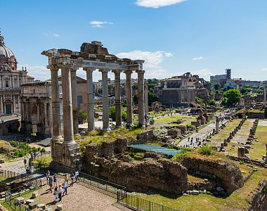 Řím, Neapol, Pompeje, Vesuv a okolí s ubytováním v Římě