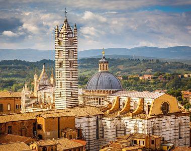 To nejlepší z Florencie + SIENA
