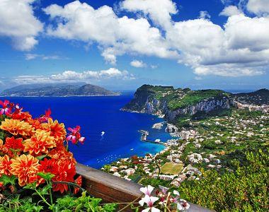 To nejlepší z Neapole + POMPEJE + ISCHIA + CAPRI