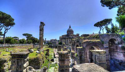 To nejlepší z Říma + POMPEJE + VESUV