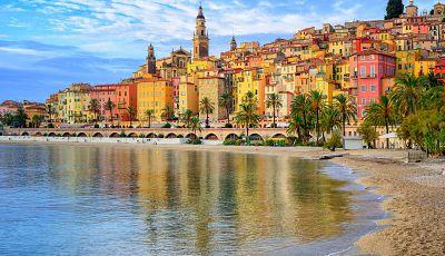 To nejkrásnější z Azurového pobřeží + MENTON