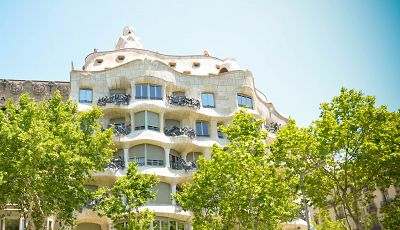 To nejlepší z Barcelony + LA PEDRERA
