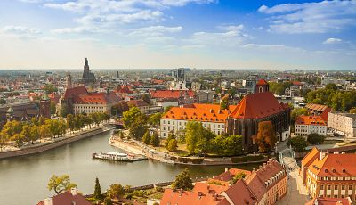 To nejlepší z Krakowa + WROCLAW