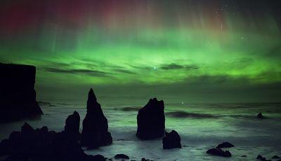 To nejlepší ze zimního Islandu + POLÁRNÍ ZÁŘE