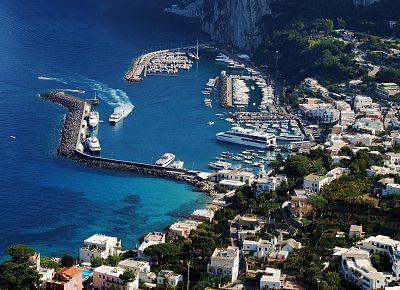 To nejlepší z Neapole + POMPEJE + CAPRI