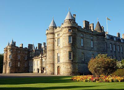 To nejlepší z Edinburghu + HOLYROOD PALACE