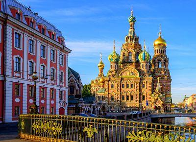 To nejlepší z Petrohradu + MOSKVA