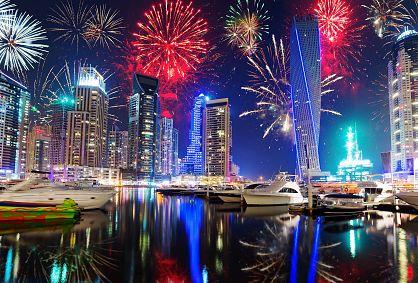 To nejlepší z Dubaje + SILVESTR