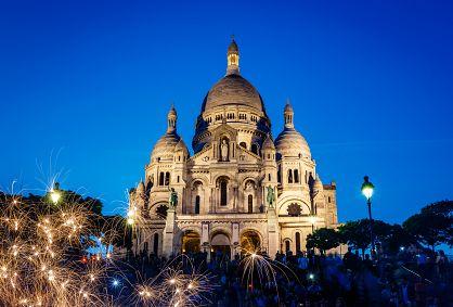 To nejlepší z Paříže + CHAMPAGNE + VINOBRANÍ