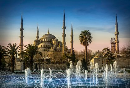 To nejlepší z Istanbulu (letecky z Prahy)