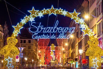 Adventní Štrasburk + COLMAR + BADEN-BADEN (letecky z Prahy)