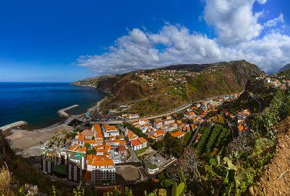 To nejlepší z Madeiry + KOUPÁNÍ NA OSTROVĚ PORTO SANTO (letecky z Prahy)