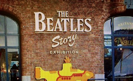 Museum The Beatles Story v Liverpoolu