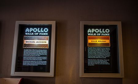 Apollo Theatre v New Yorku