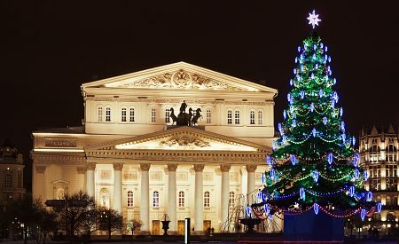 Budova Velkého divadla, Bolšoj těatr