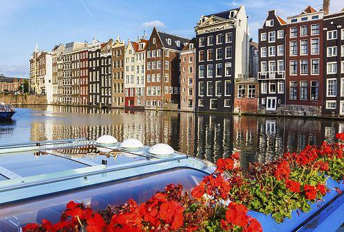 To nejlepší z Amsterdamu + ZAANSE SCHANS (letecky z Prahy)