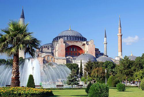 To nejlepší z Istanbulu + PRINCOVY OSTROVY + LÁZNĚ
