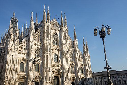 To nejlepší z Milána + NÁKUPY