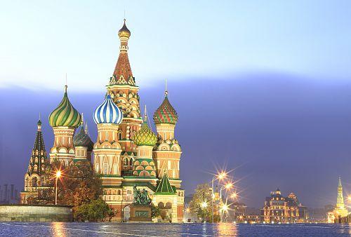 To nejlepší z Moskvy (letecky z Prahy)