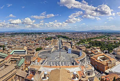 To nejlepší z Říma + FLORENCIE (letecky z Bratislavy)