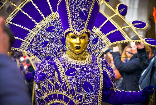 Karneval v Benátkách (autobusem z Ostravy)