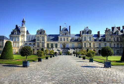 Královská Paříž + NEJKRÁSNĚJŠÍ ZÁMKY FRANCIE