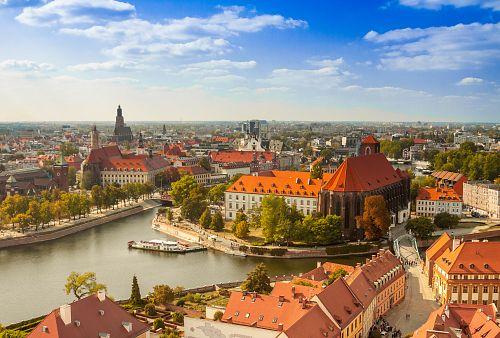To nejlepší z Krakowa + WROCLAW <small>(autobusem z Prahy)</small>