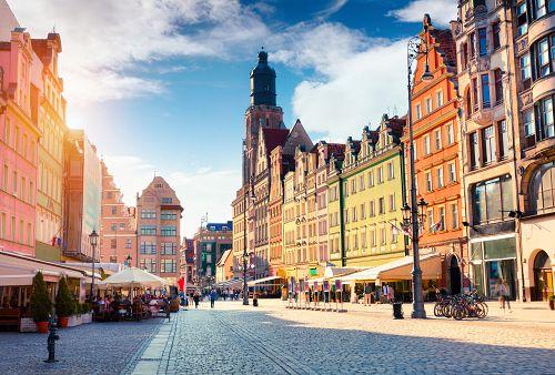 To nejlepší z Dolního Slezska + WROCLAW <small>(autobusem z Ostravy)</small>