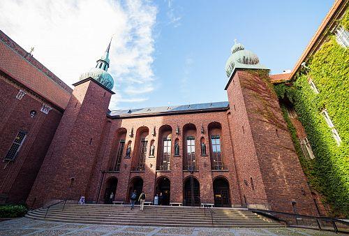 To nejlepší ze Stockholmu + VIKINGSKÁ BIRKA